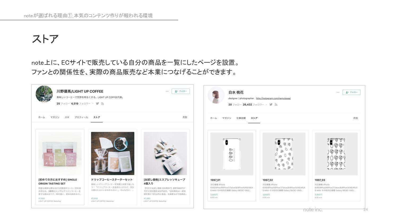 note inc. 開発組織と文化 24