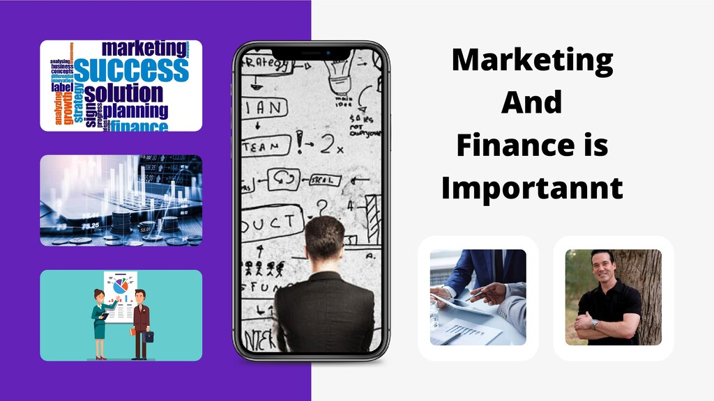 Marketing And Finance is Importannt