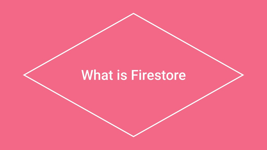 What is Firestore