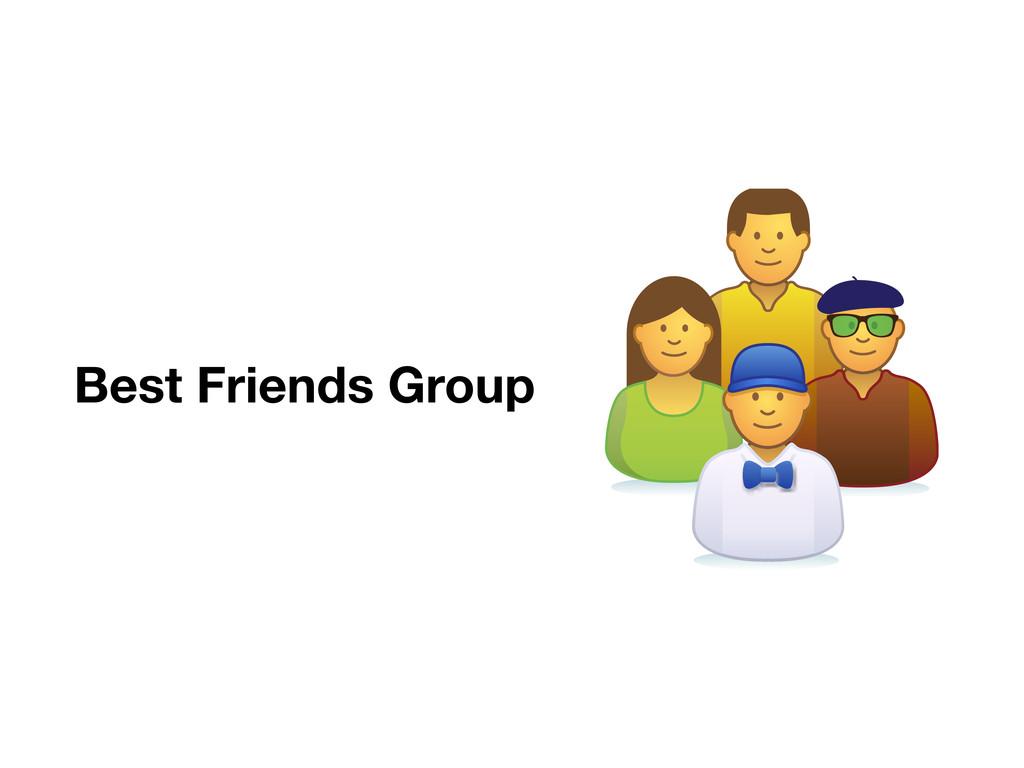 Best Friends Group