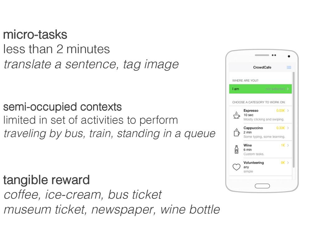 micro-tasks ! less than 2 minutes! translate a ...