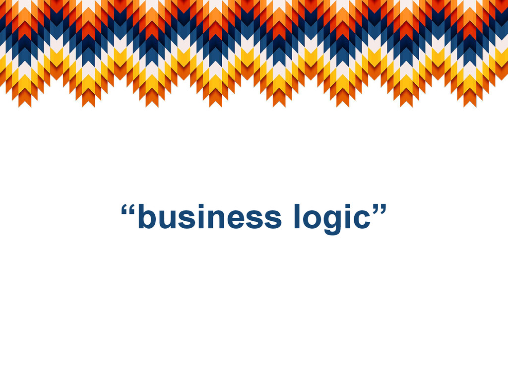 """business logic"""