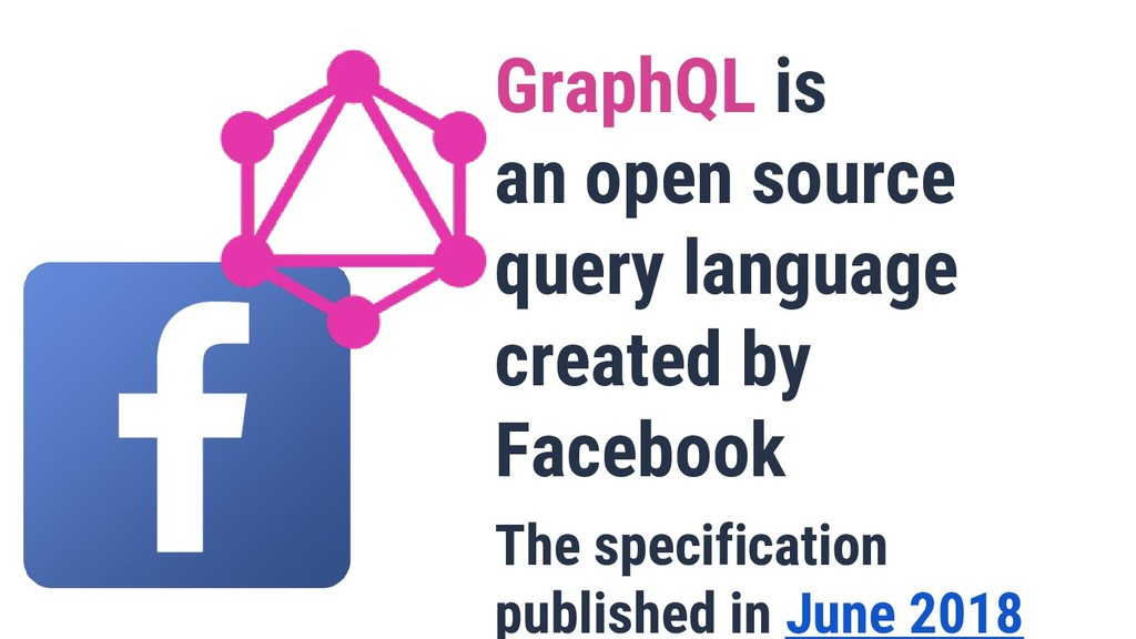 GraphQL is an open source query language create...