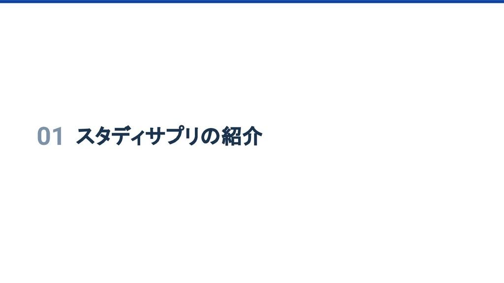 01 スタディサプリの紹介