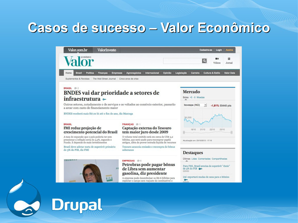 Casos de sucesso – Valor Econômico Casos de suc...