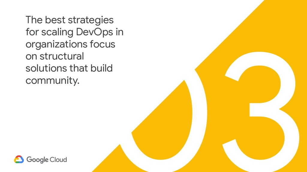 03 The best strategies for scaling DevOps in or...