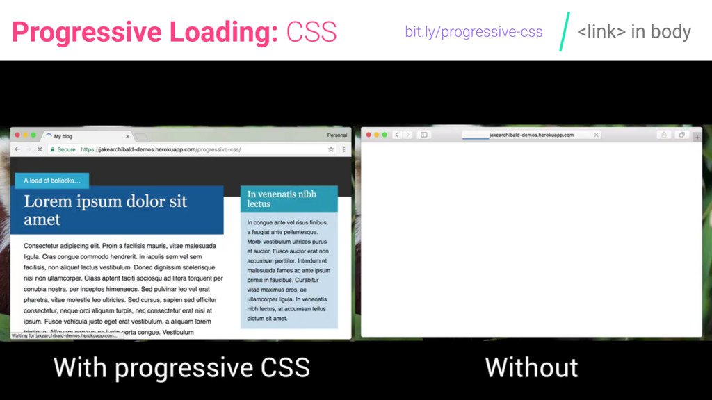 <link> in body bit.ly/progressive-css Progressi...