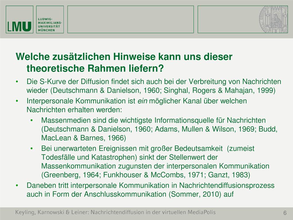 6 Keyling, Karnowski & Leiner: Nachrichtendiffu...