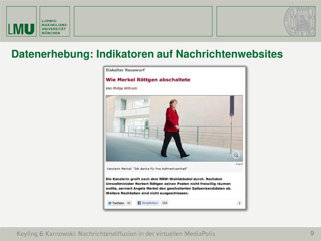 9 Keyling & Karnowski: Nachrichtendiffusion in ...