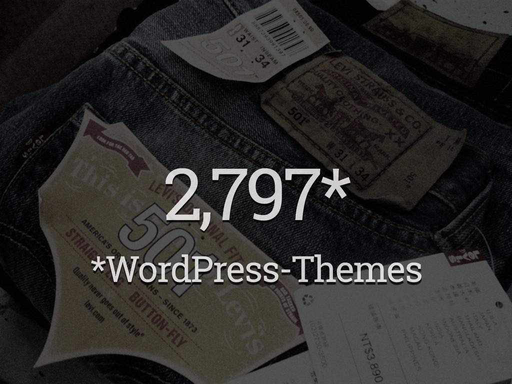 2,797* *WordPress-Themes