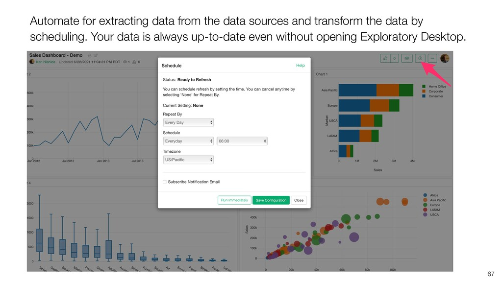67 Automate for extracting data from the data s...