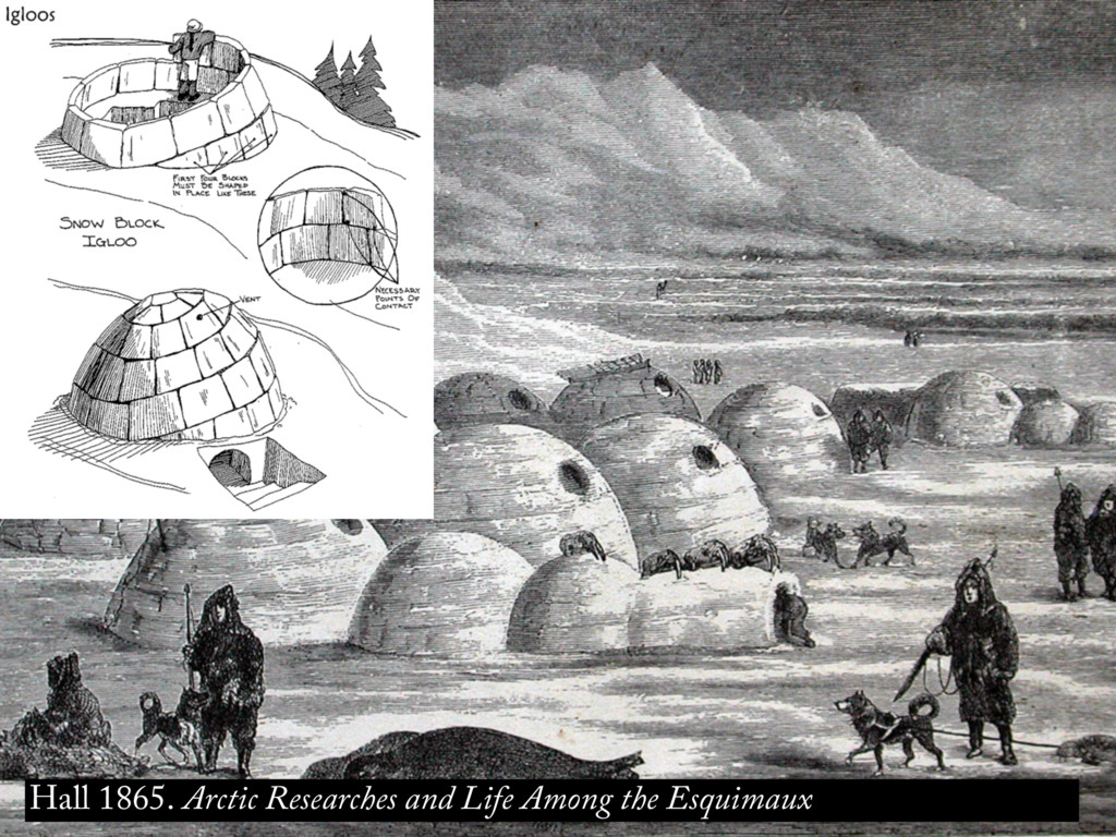 Hall 1865. Arctic Researches and Life Among the...