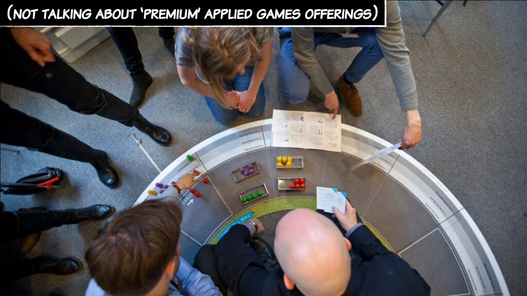 (not talking about 'premium' applied games offe...