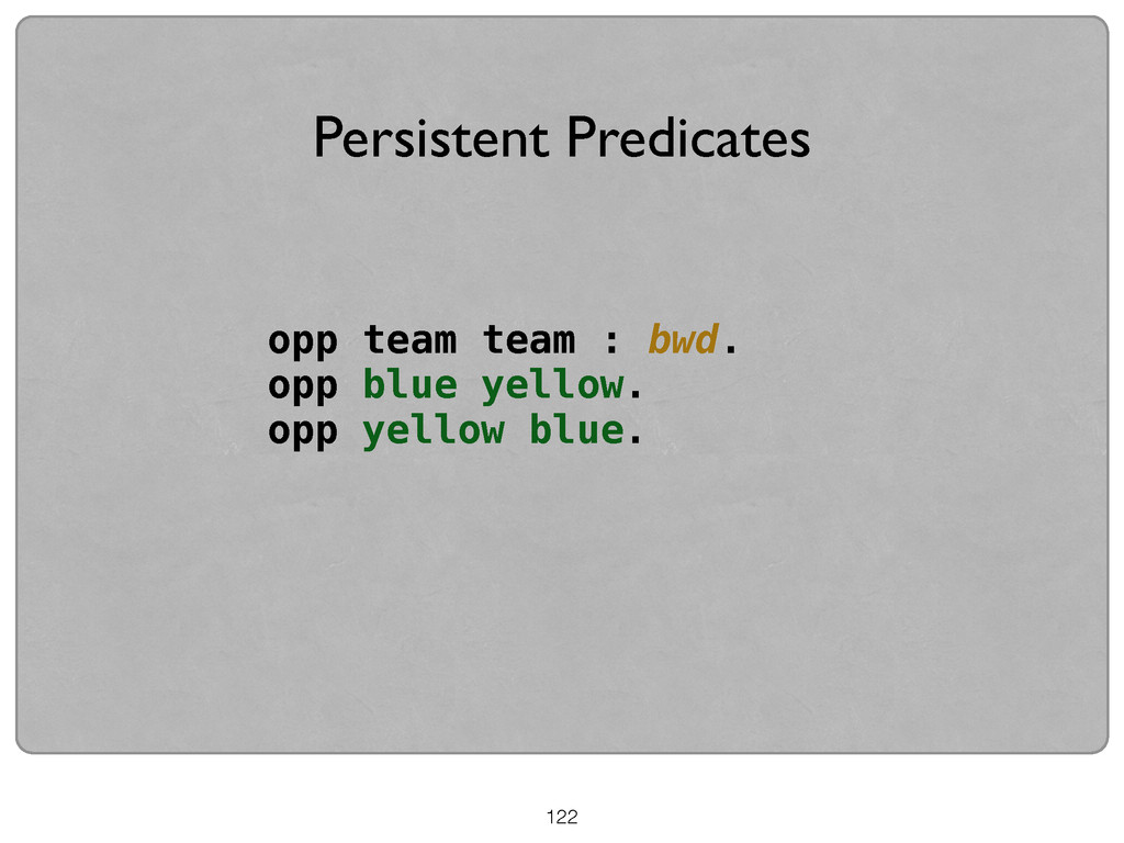 opp team team : bwd. opp blue yellow. opp yello...