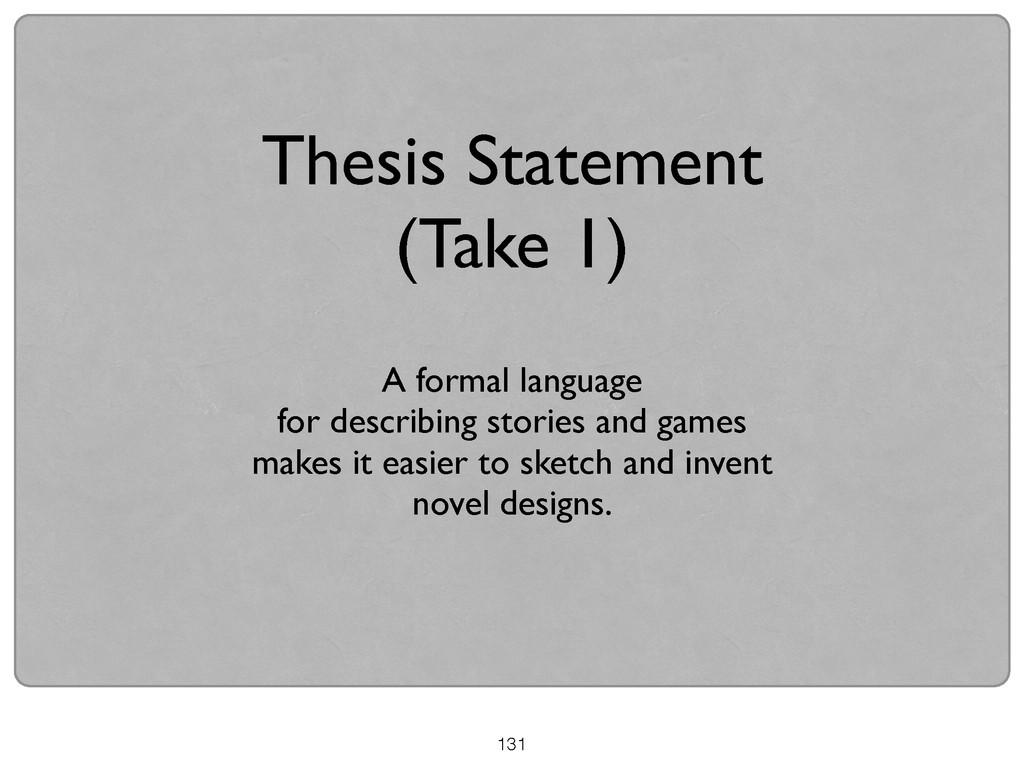 131 A formal language   for describing storie...