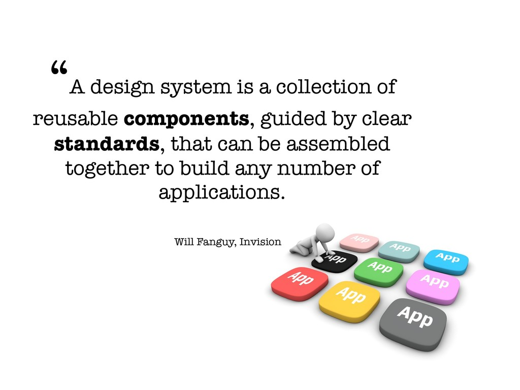 """A design system is a collection of reusable co..."
