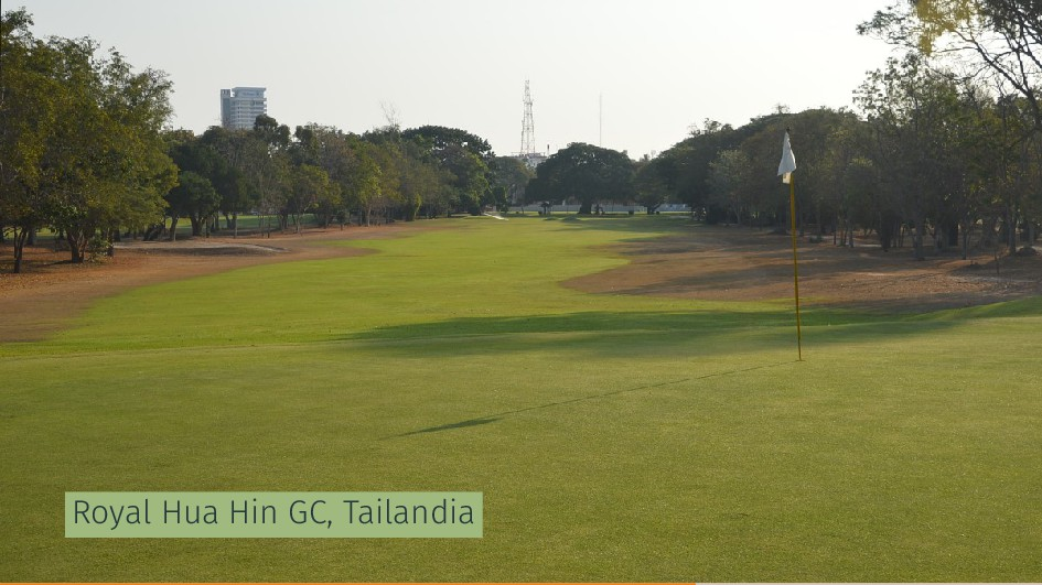 Royal Hua Hin GC, Tailandia
