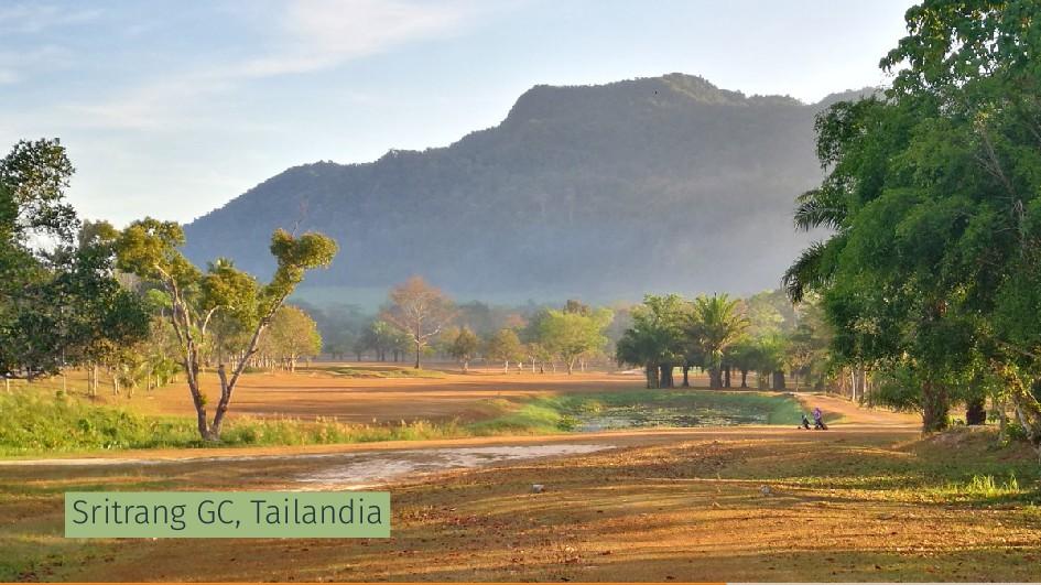 Sritrang GC, Tailandia