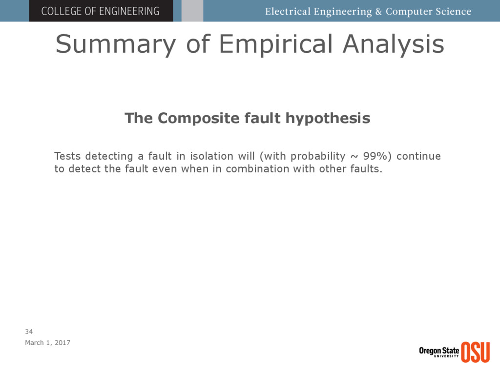 Summary of Empirical Analysis March 1, 2017 34 ...