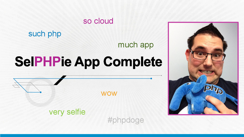 PHP such php so cloud wow very selfie much app ...