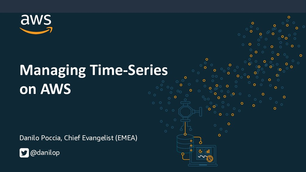 Managing Time Series on AWS