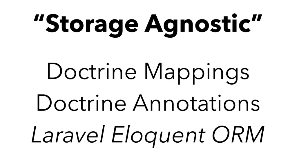 Doctrine Mappings Doctrine Annotations Laravel ...