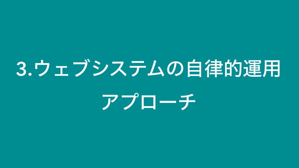 3.ΣϒγεςϜͷࣗతӡ༻ Ξϓϩʔν