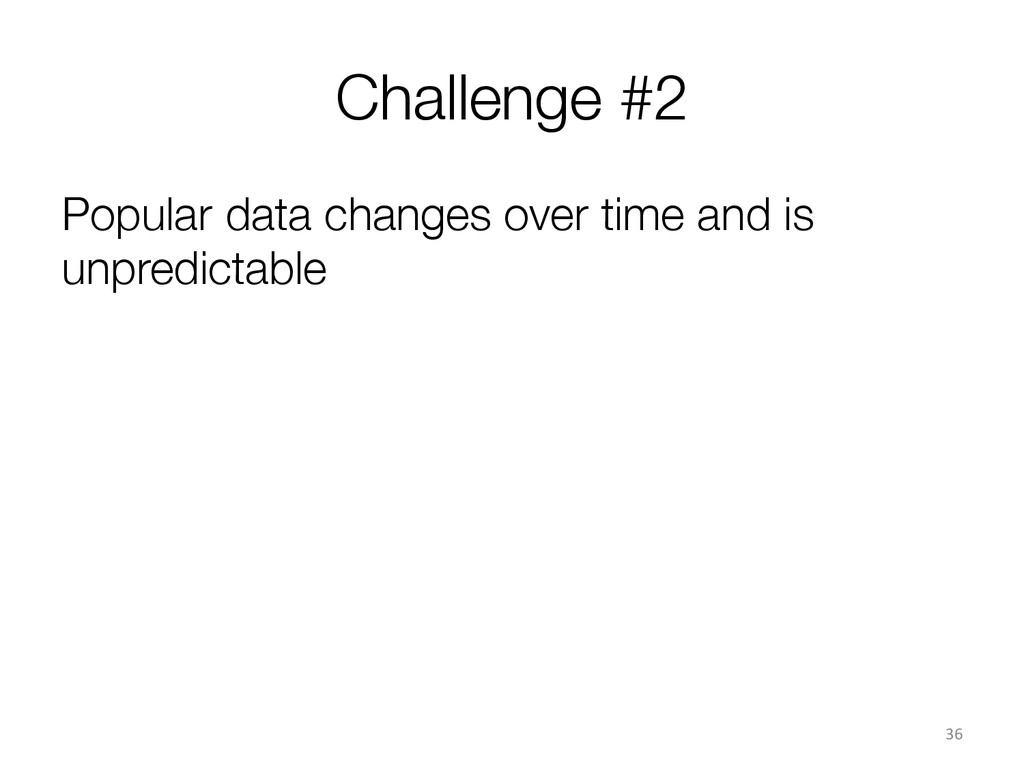 Challenge #2 Popular data changes over time an...