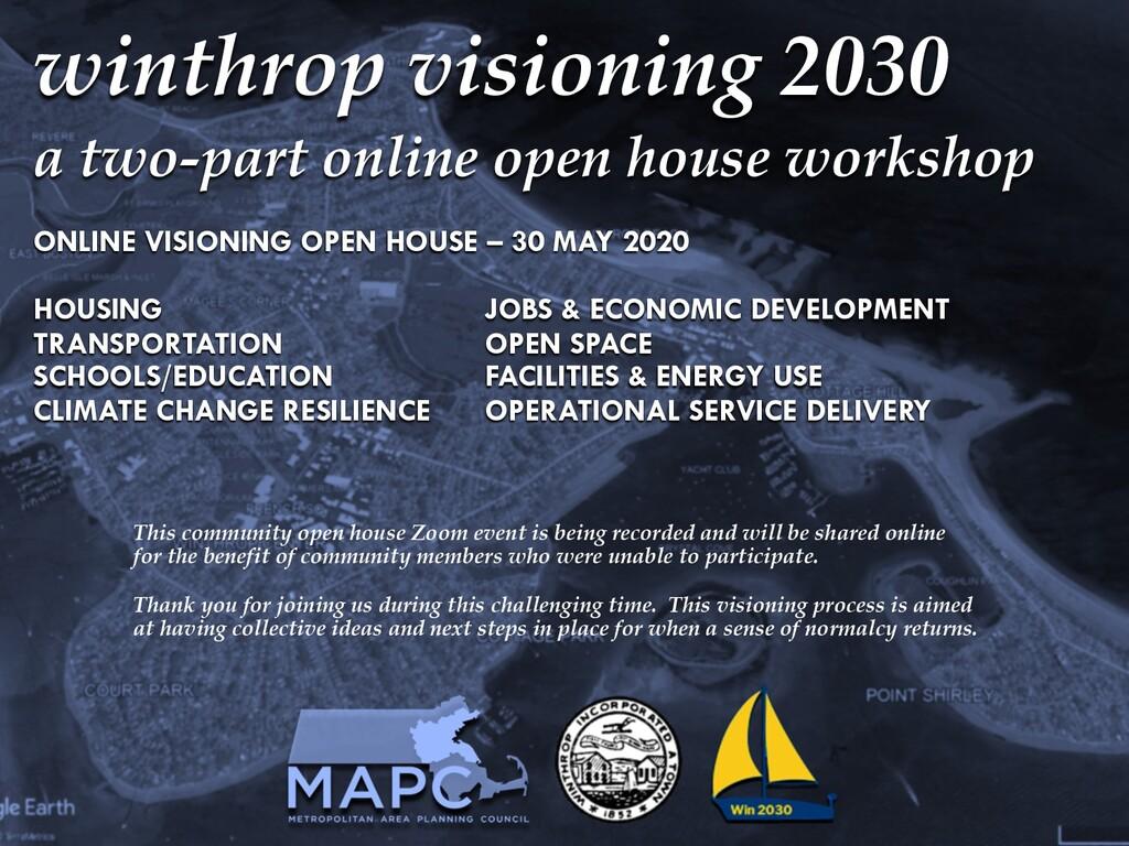 mapc.ma/winthrop2030 2 winthrop visioning 2030 ...
