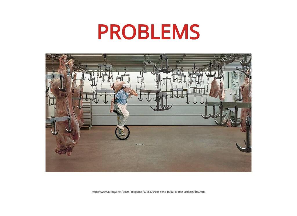 PROBLEMS PROBLEMS https://www.taringa.net/posts...