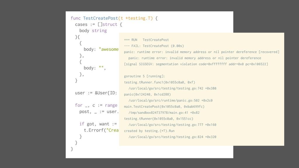 func TestCreatePost(t *testing.T) { cases := []...