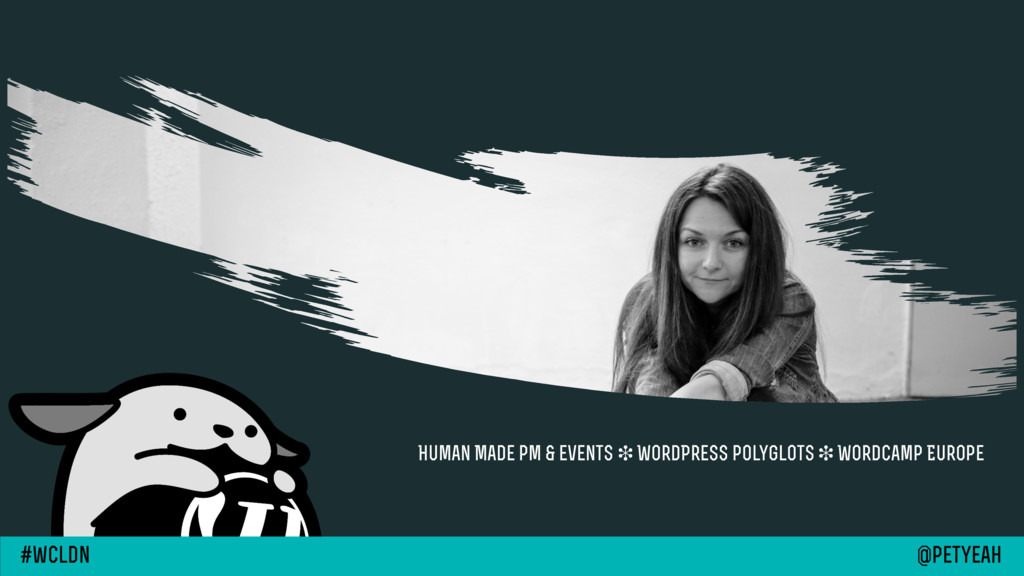 Human Made pm & events ❉ WordPress polyglots ❉ ...