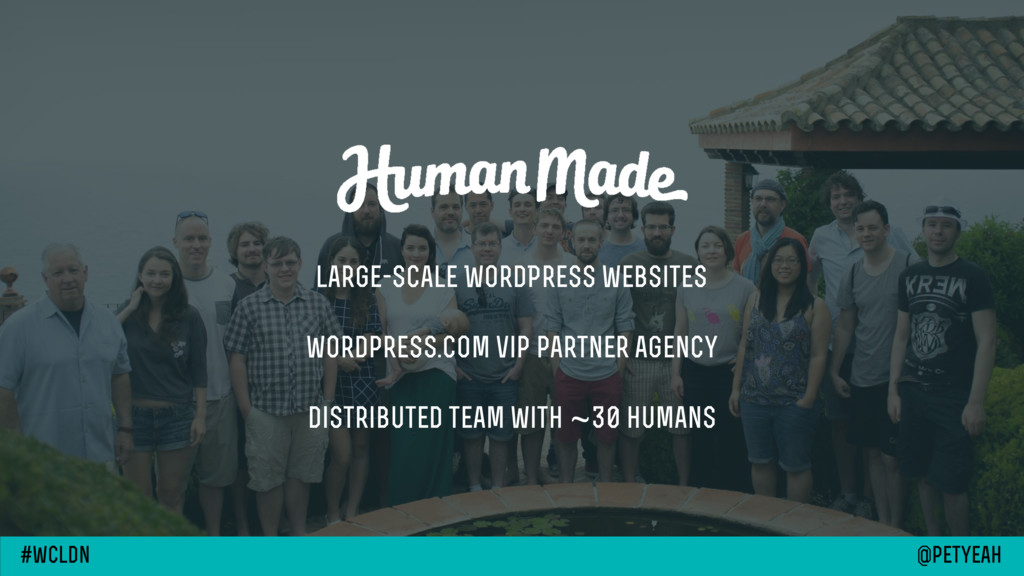 large-scale WordPress websites wordpress.com vi...