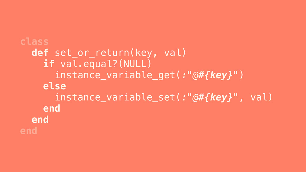class instance_variable_get( instance_variable_...