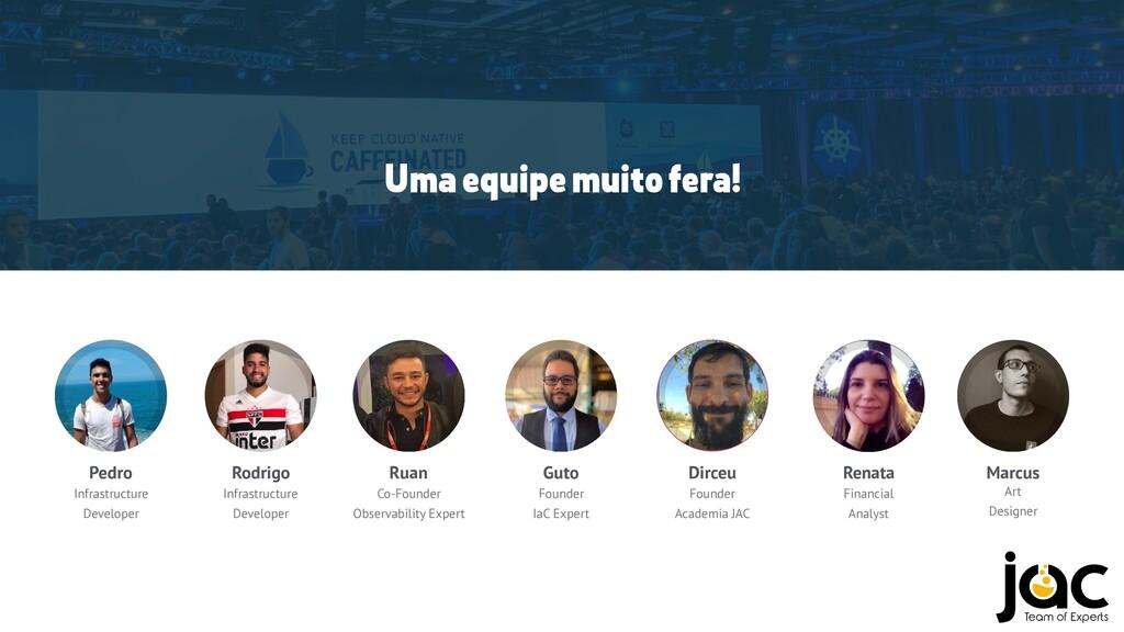 Pedro Infrastructure Developer Rodrigo Infrastr...