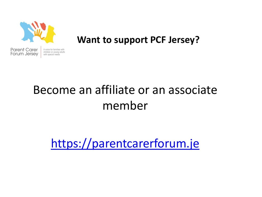 Want to support PCF Jersey? Become an affiliate...