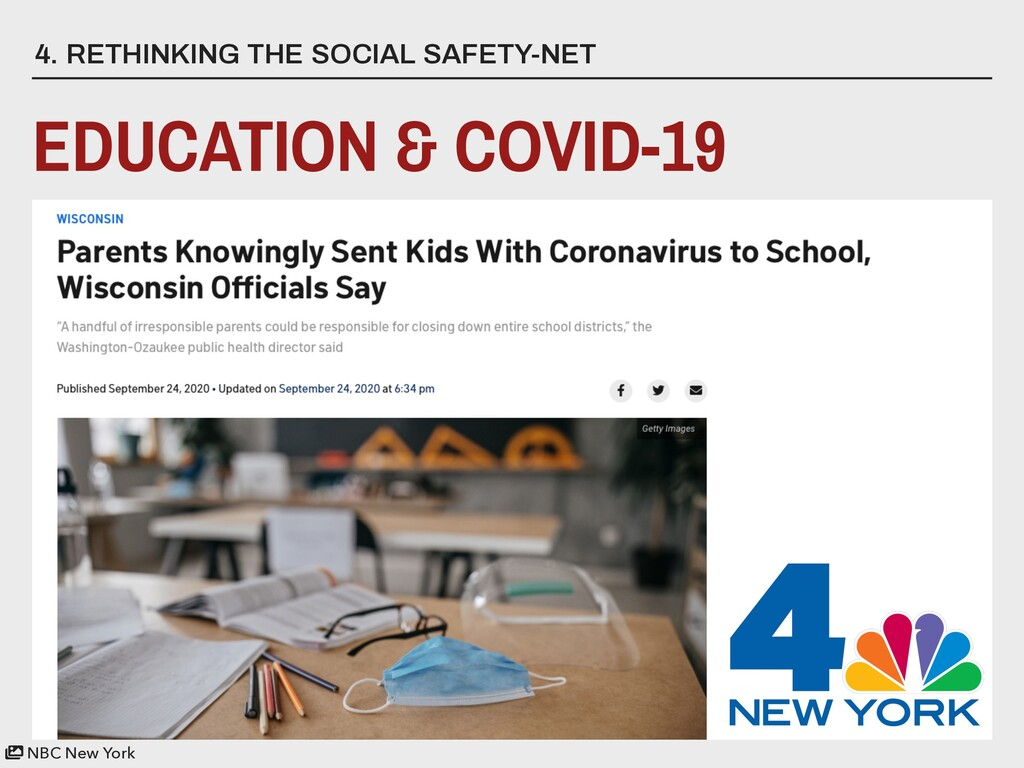 4. RETHINKING THE SOCIAL SAFETY-NET EDUCATION &...