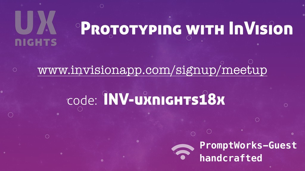 + + + + + + + + + + Prototyping with InVision P...