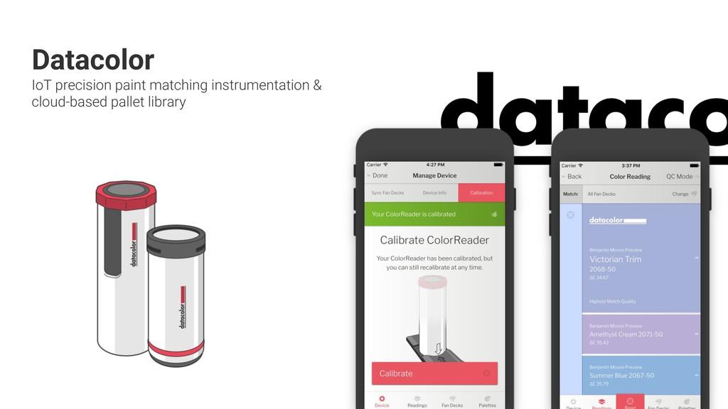 + + + + + + + + + + Datacolor IoT precision pai...