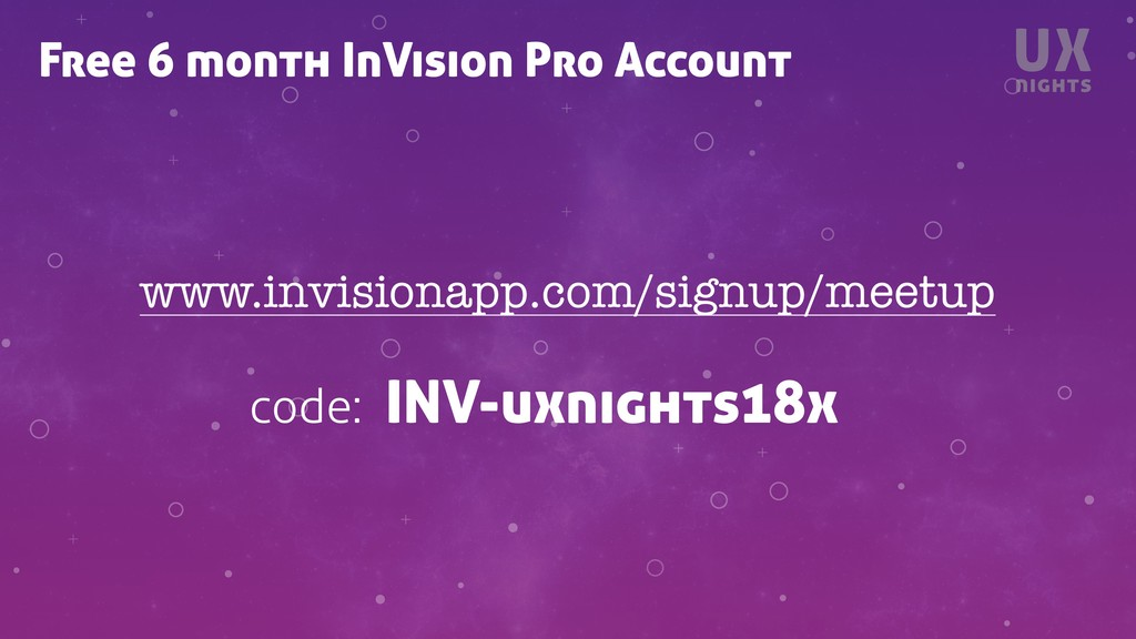 + + + + + + + + + + Free 6 month InVision Pro A...