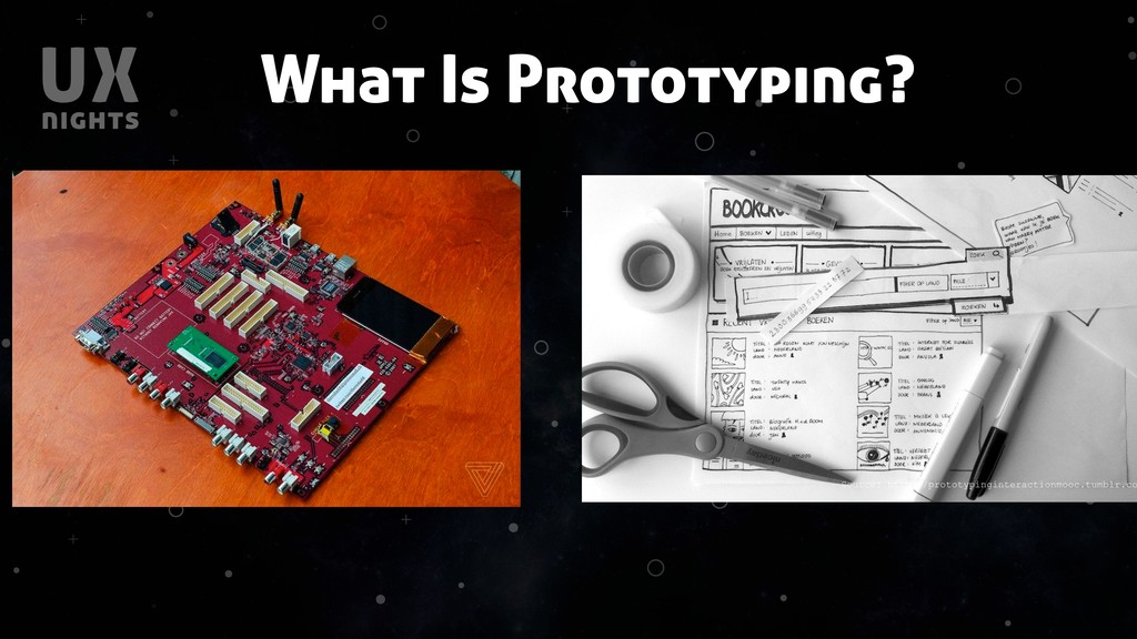 + + + + + + + + + + What Is Prototyping?