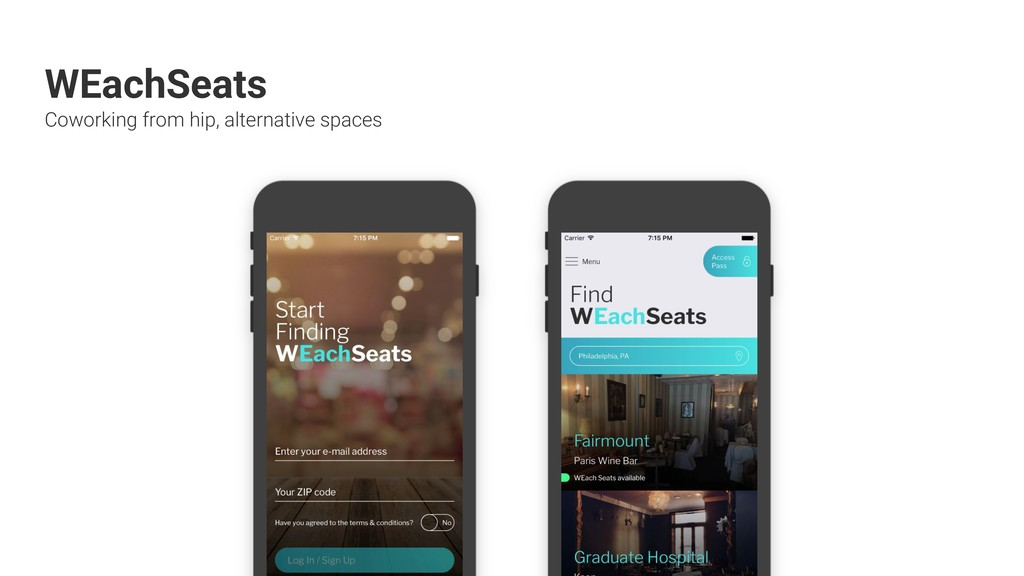 + + + + + + + + + + WEachSeats Coworking from h...