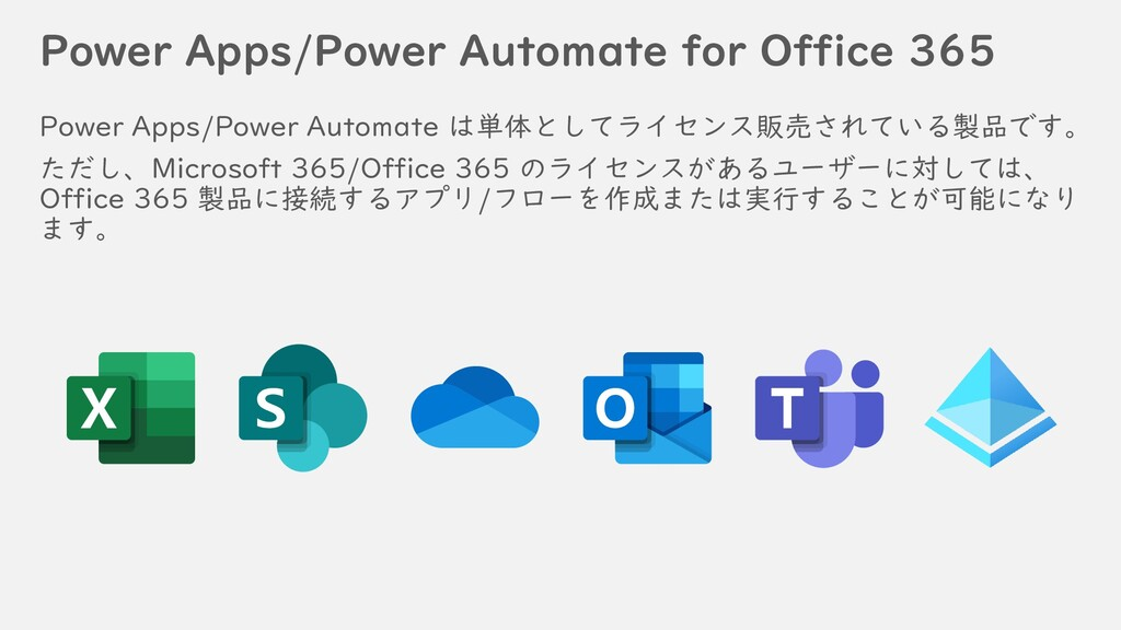 Power Apps/Power Automate for Office 365 Power ...