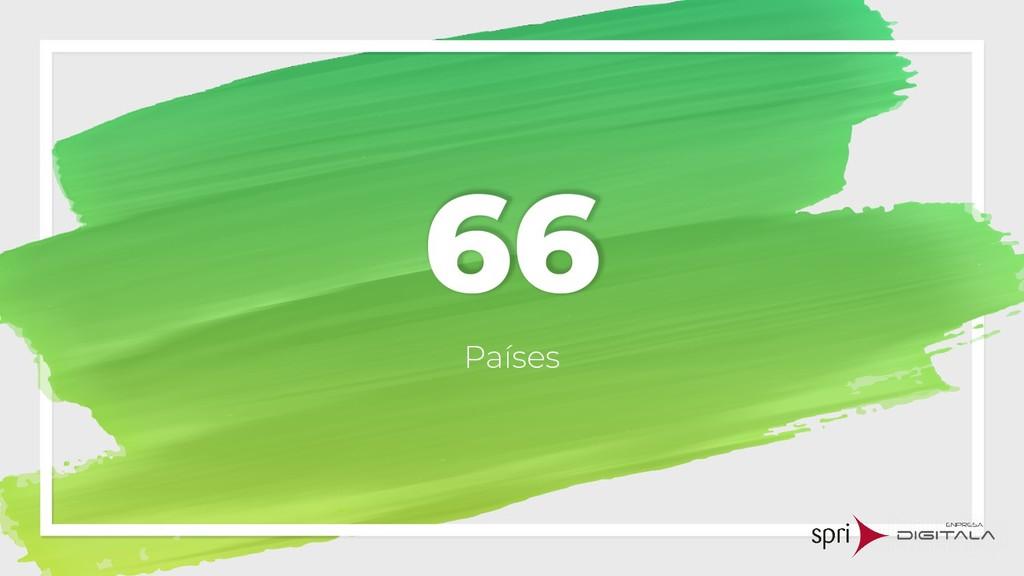 66 Países