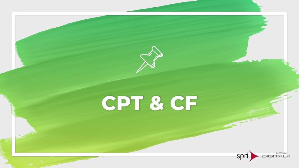 CPT & CF