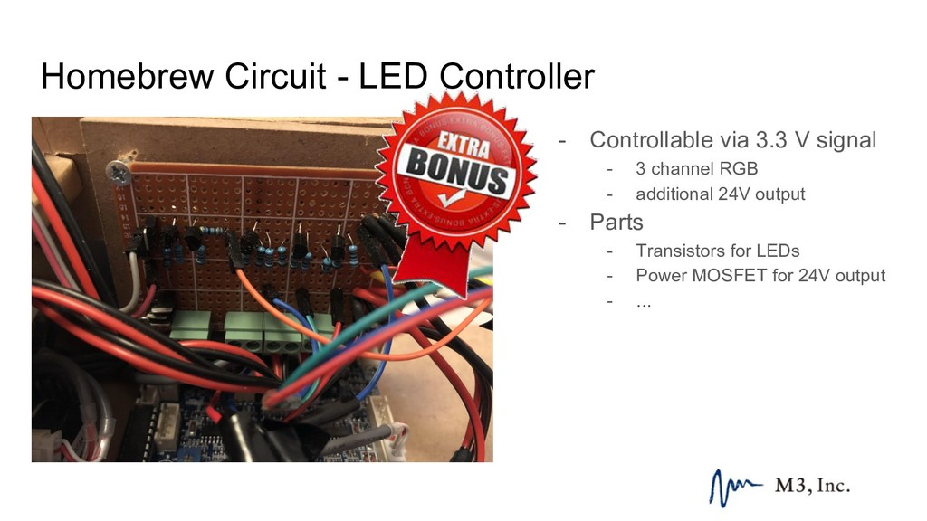 Homebrew Circuit - LED Controller - Controllabl...