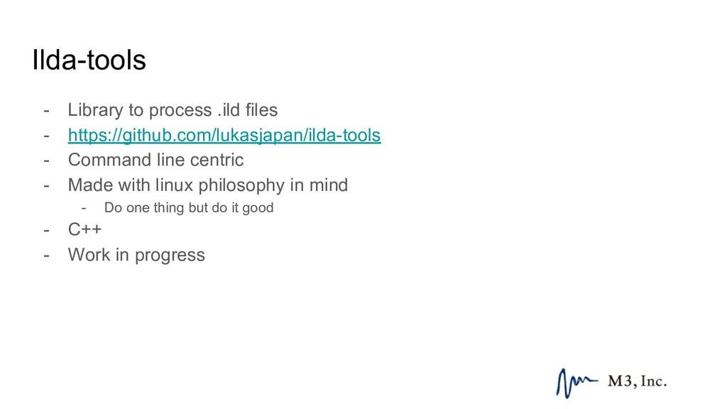 Ilda-tools - Library to process .ild files - ht...