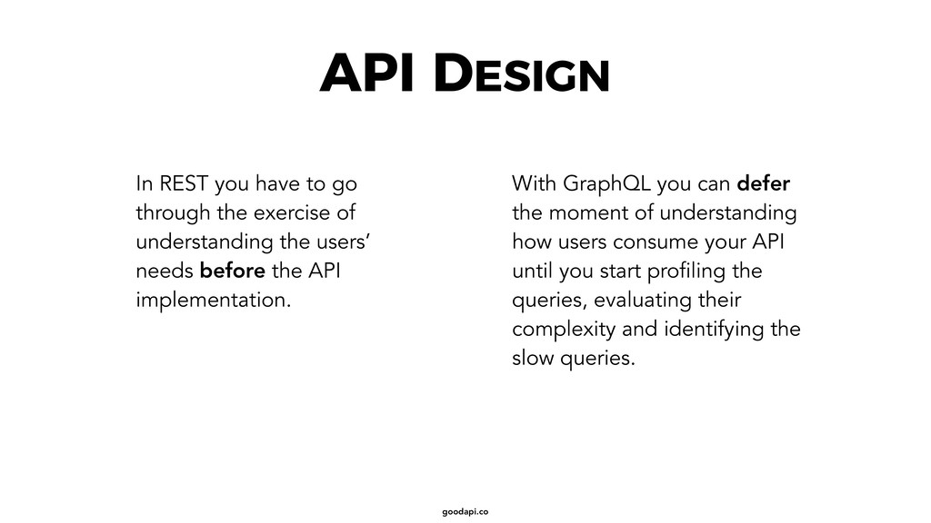 goodapi.co API DESIGN In REST you have to go th...