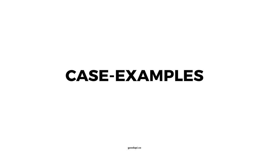 goodapi.co CASE-EXAMPLES