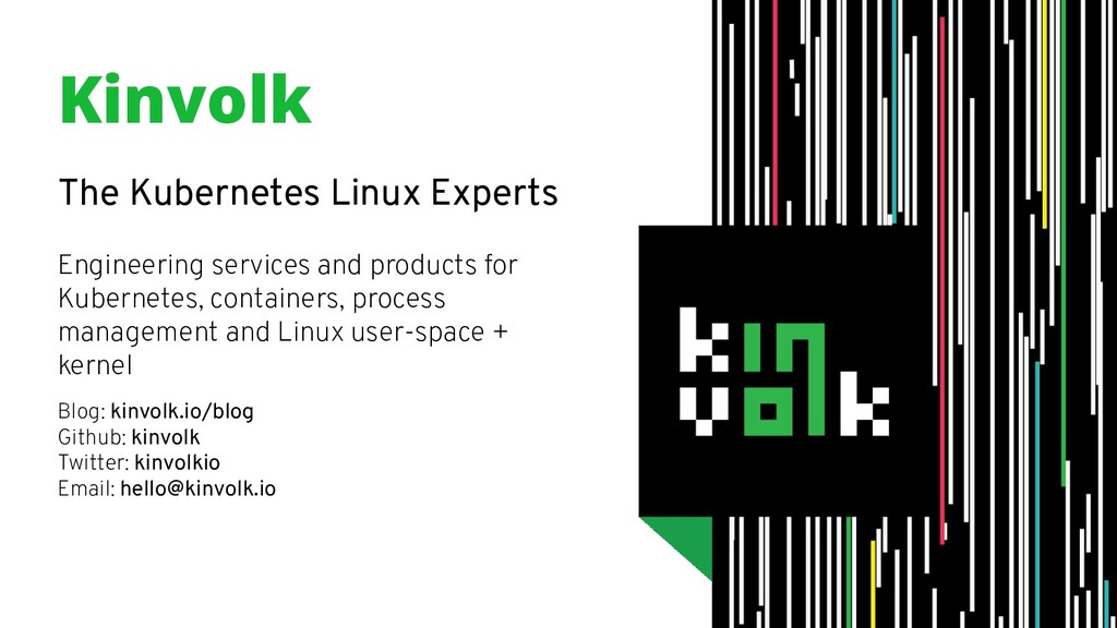 The Kubernetes Linux Experts Engineering servic...